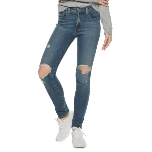FIND High-Seated Women's Skinny Jeans
