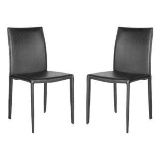 Safavieh Karna Dining Chair 2-piece Set
