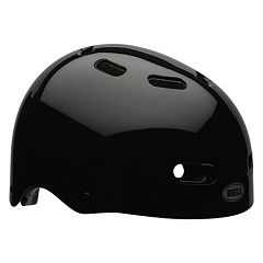 Youth Bell Psycho Black Bike Helmet