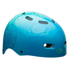 Youth Bell Zen Blue Bike Helmet