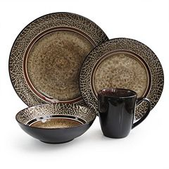 American Atelier Markham Square 16 pc Dinnerware Set