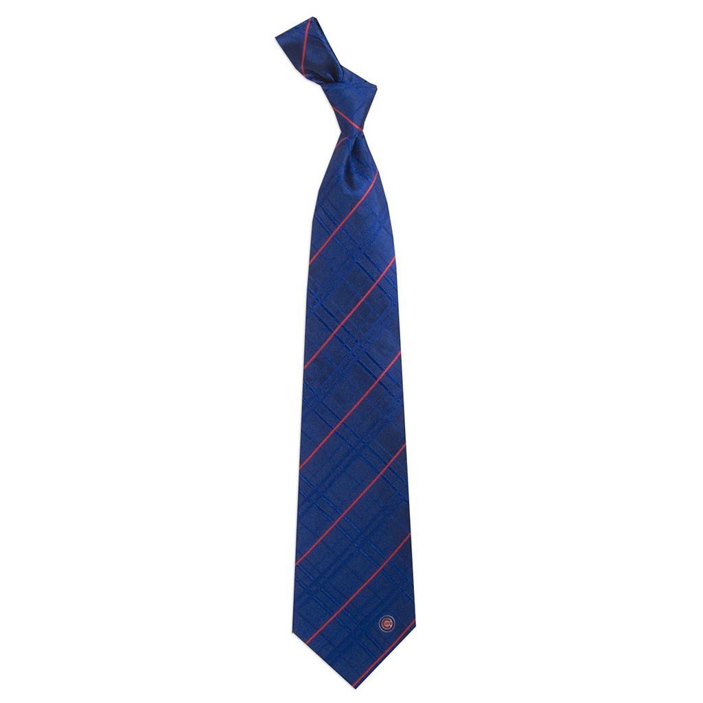 Adult MLB Oxford Silk Tie