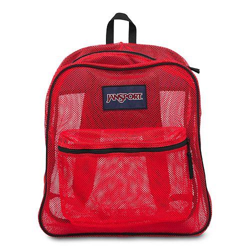 JanSport Mesh Pack Mesh Backpack