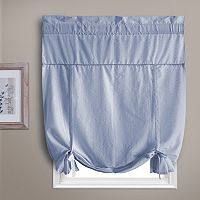 United Curtain Co. Dorothy Dots Tie-Up Shade