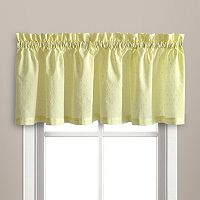 United Curtain Co. Dorothy Dots Valance