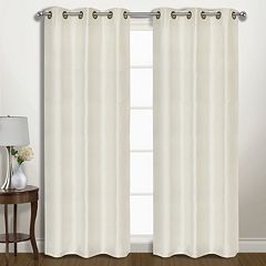 United Curtain Co. 2-pack Vintage Window Curtains