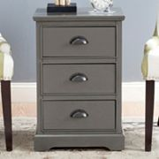 Safavieh Griffin 3-Drawer End Table