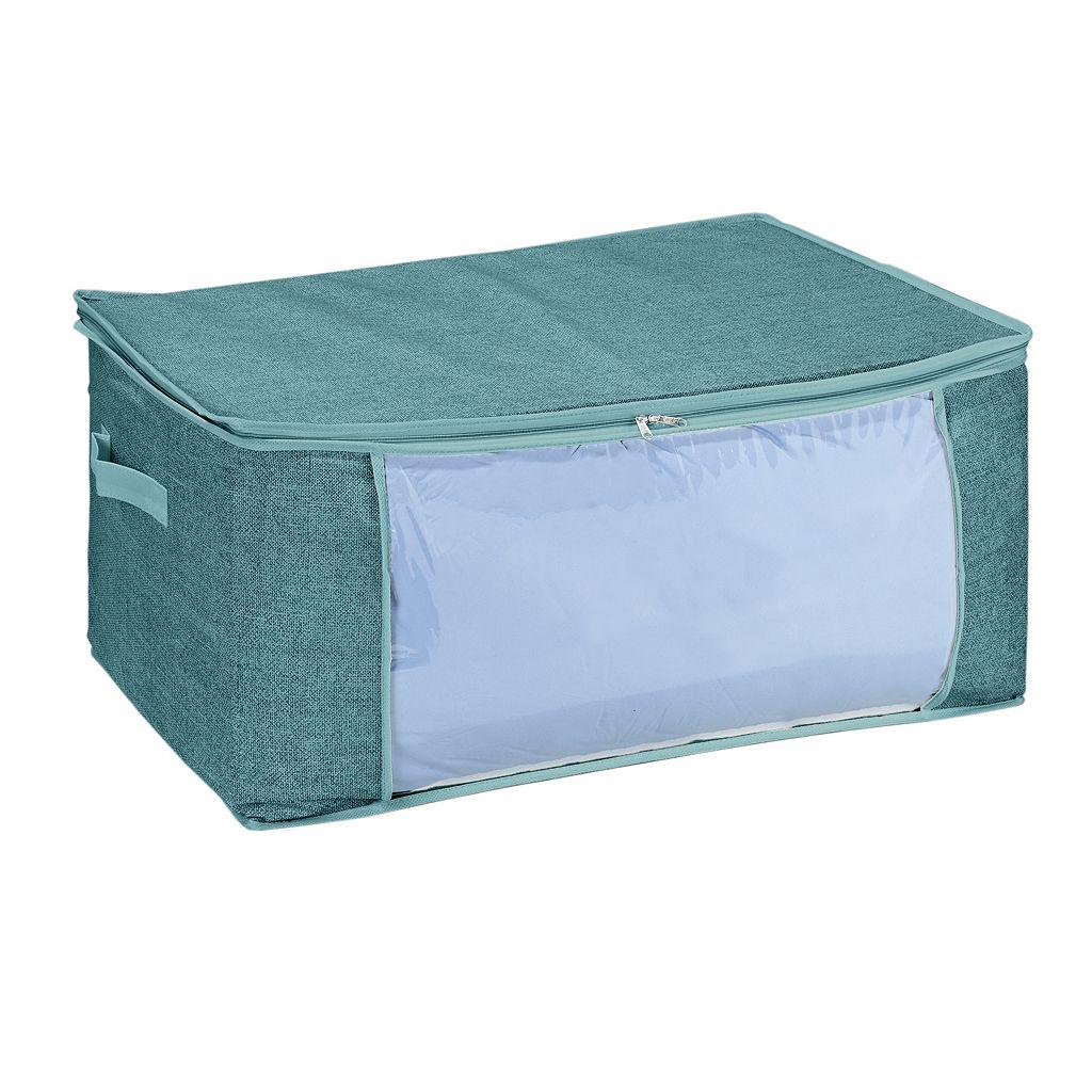 Simplify Dusty Blue Blanket Bag