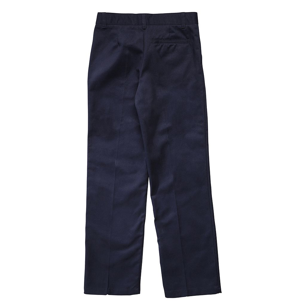 Boys 4-20 French Toast School Uniform Slim-Fit Twill Pants