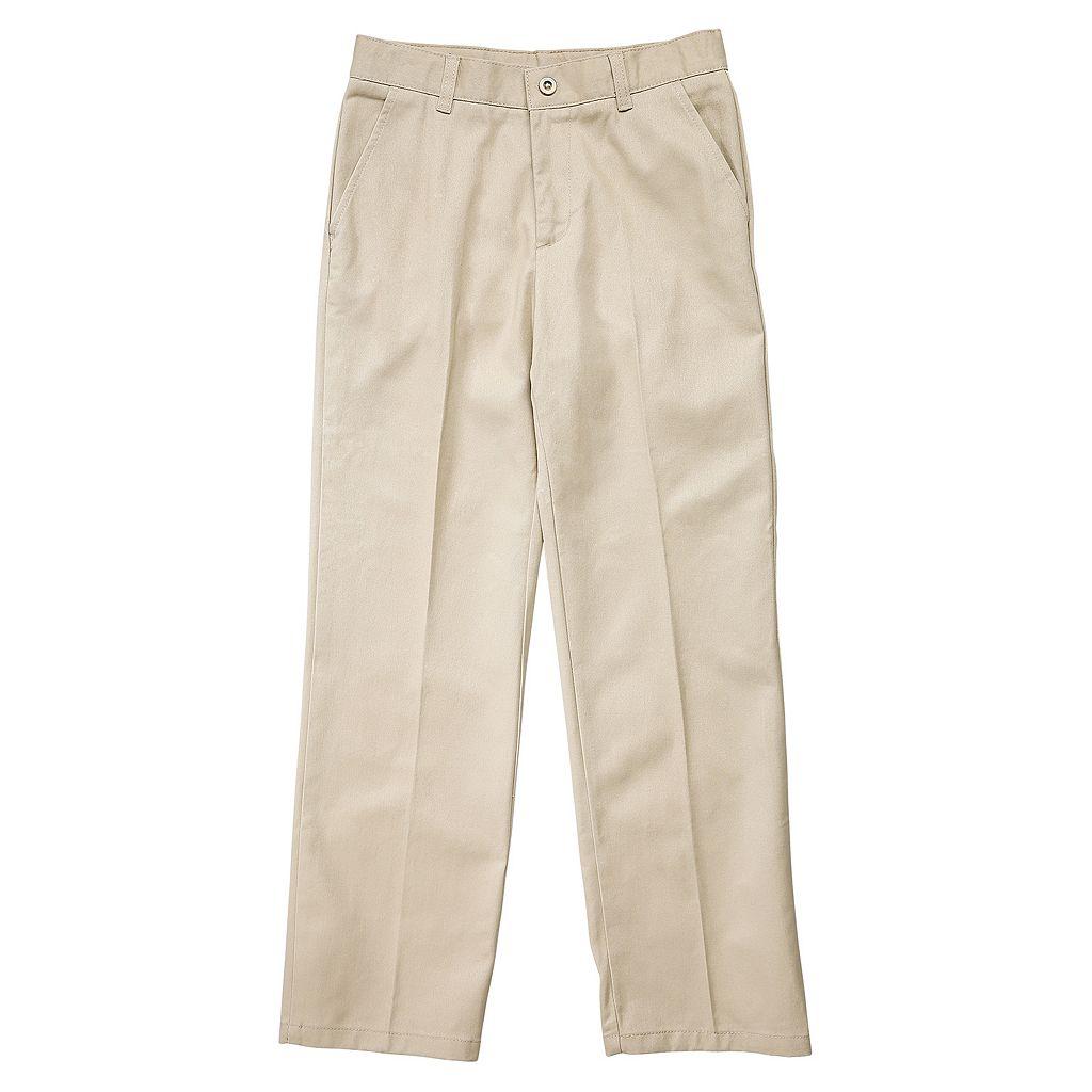 Boys 4-20 French Toast School Uniform Slim-Fit Twill Pants