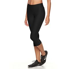 Women's Nike Power Capri Workout Leggings