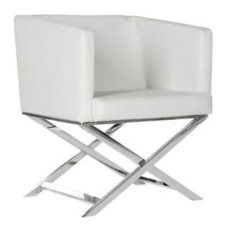 Safavieh Celine Faux-Leather Accent Chair