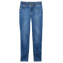 Girls 7-16 & Plus Size Mudd® Faded Denim Jeggings