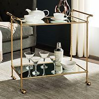 Safavieh Felicity Serving Bar Cart
