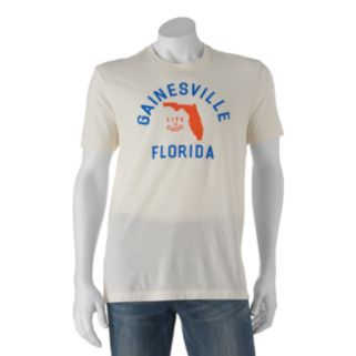 "Men's Life is Good ""Gainesville"" Tee"