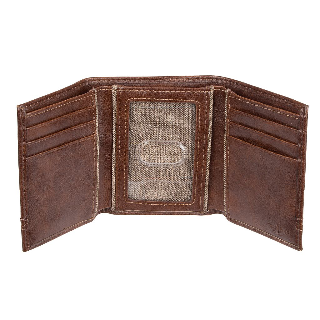 Men's Dockers Trifold Wallet