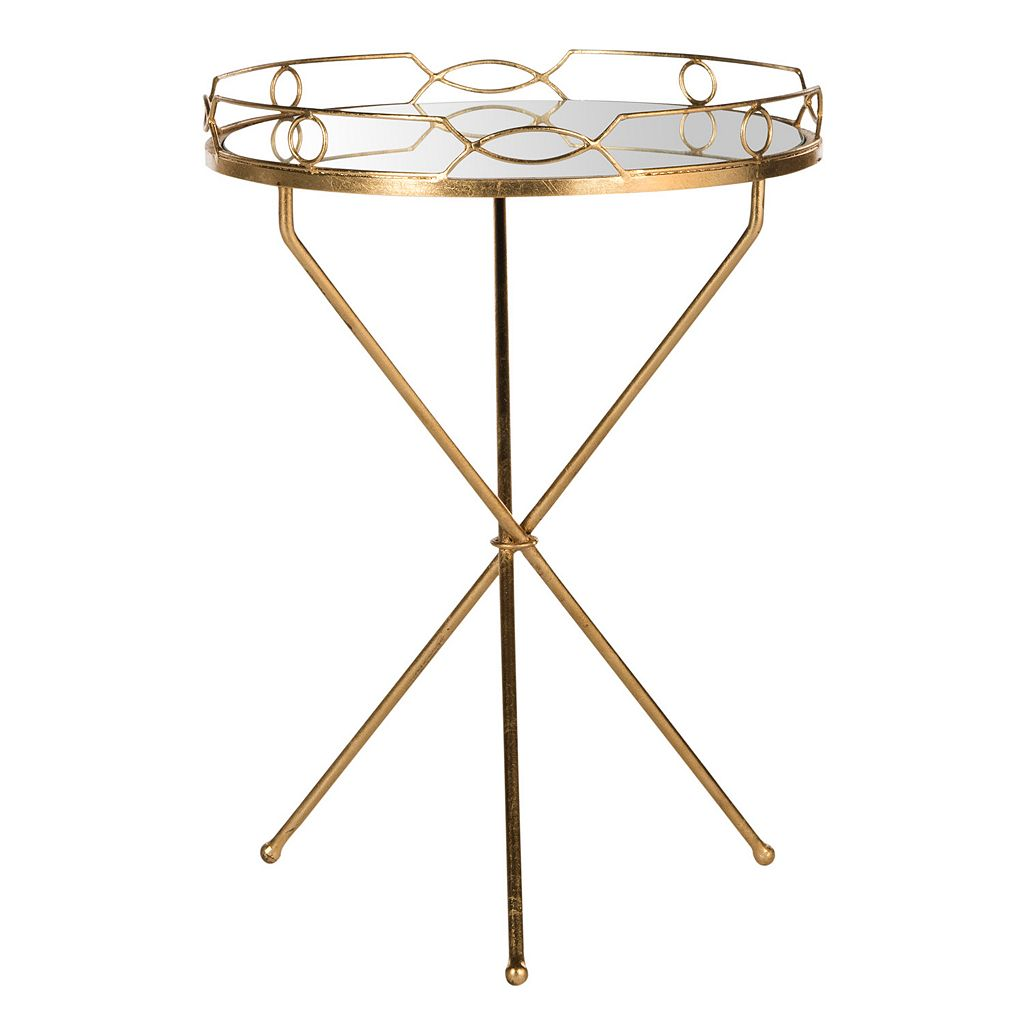 Safavieh Cherris Round End Table