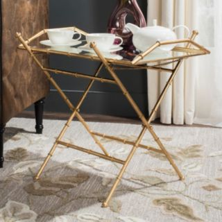 Safavieh Misae Removable Serving Tray Table