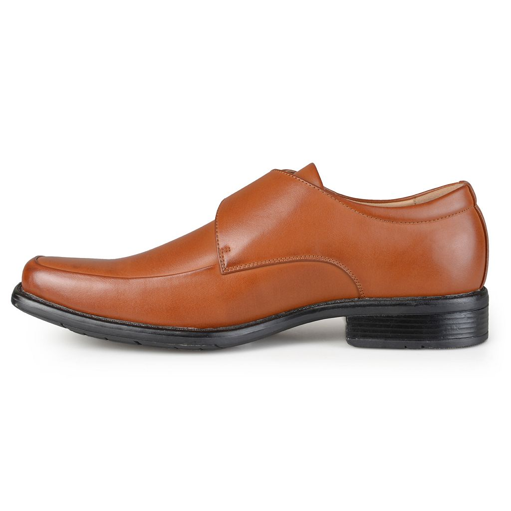 Vance Co. Eli Men's Monk-Strap Loafers