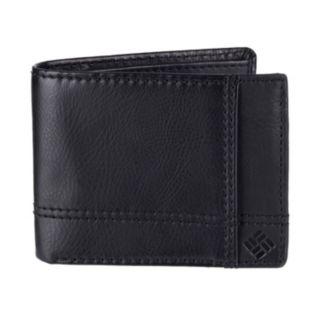 Men's Columbia RFID-Blocking Traveler Wallet