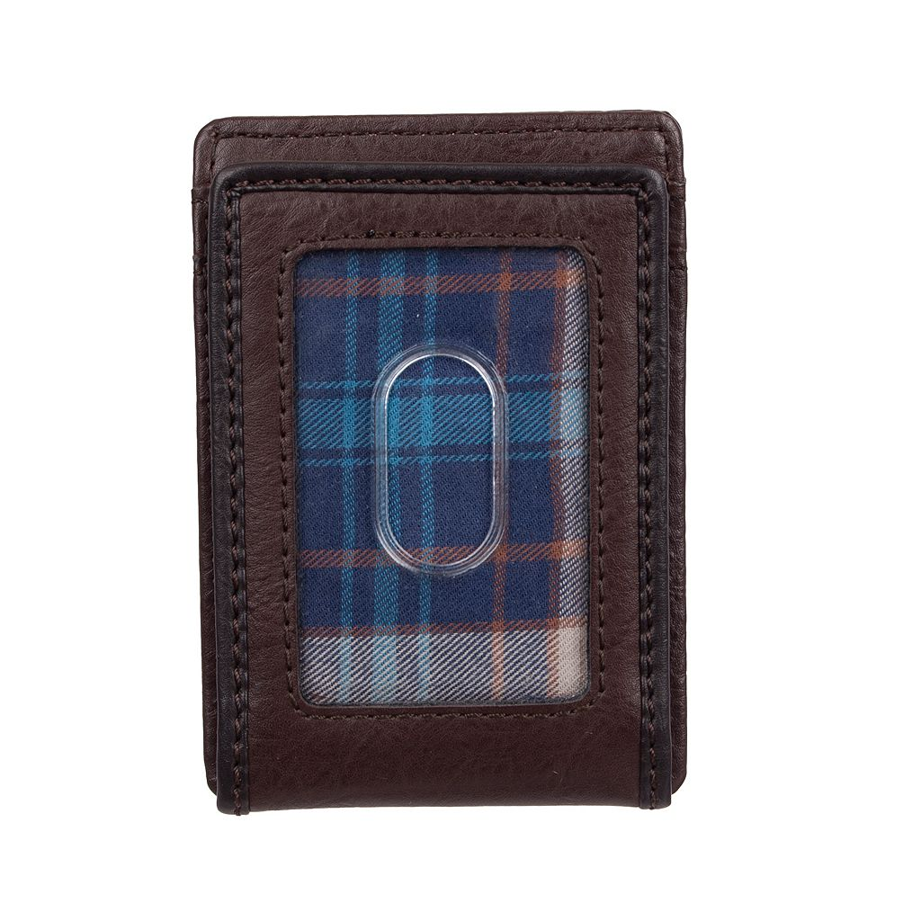 Men's Columbia RFID-Blocking Front-Pocket Wallet
