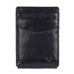 Men's Columbia RFID-Blocking Magnetic Front-Pocket Wallet