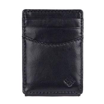 Columbia Men/'s RFID Blocking Hardcase Security Wallet