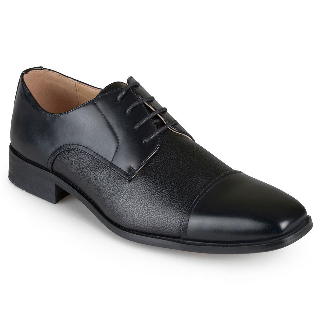 Vance Co. Evan Men's Oxford Dress Shoes
