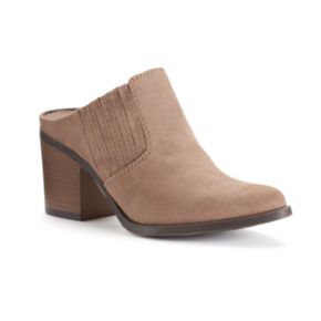Candie's® Women's Pointed Toe Mules