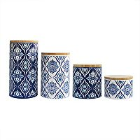 American Atelier Pirouette 4-pc. Canister Set