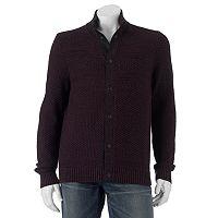 Men's Apt. 9® Modern-Fit Snap-Front Cardigan