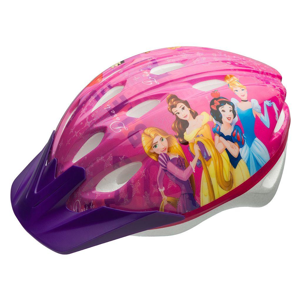 Disney Princess Girls True Fit Helmet by Bell