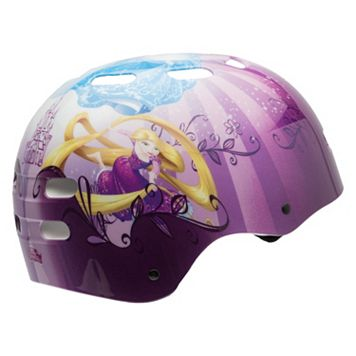 Disney Ariel & Rapunzel Girls Helmet by Bell