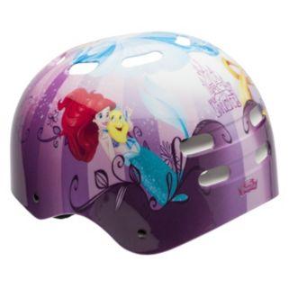Disney Ariel & Rapunzel Girls Helmet by Bell