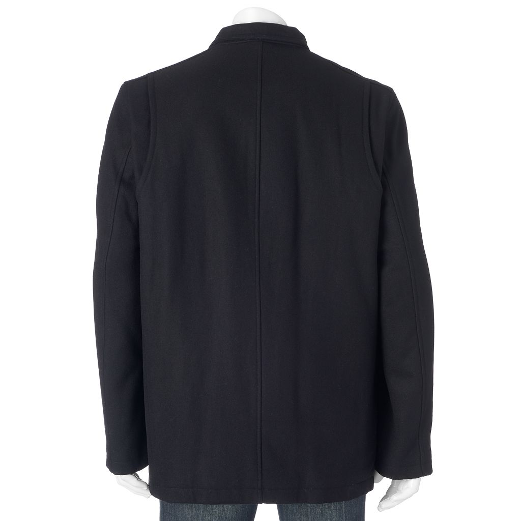 Men's Dockers Wool-Blend Stadium Jacket