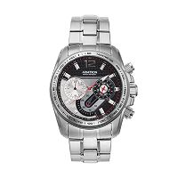 Armitron Men's Watch - 20/5149BKSV