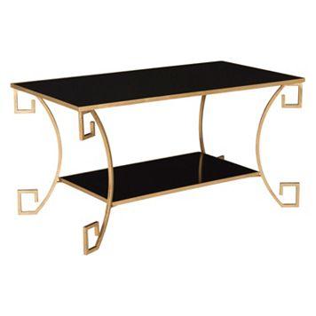 Safavieh Yasemeen Greek Key Console Table