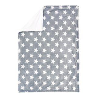 giggle Printed Velboa Blanket