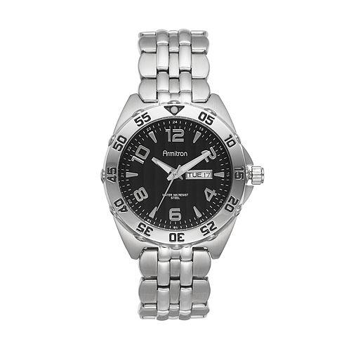 Armitron Men's Watch - 20/4665BKSV