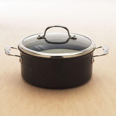 Food Network 5-qt. Hard-Anodized Dutch Oven