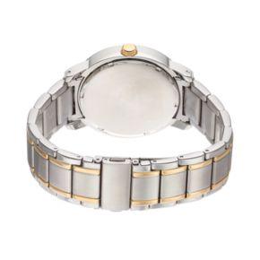 Armitron Men's Two Tone Stainless Steel Watch - 20/4935SVTT