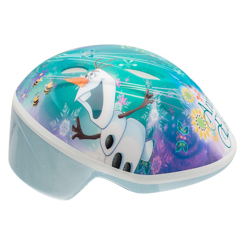 Disney's Frozen Toddler Girl Birthday Surprise Anna & Elsa Bike Helmet by Bell