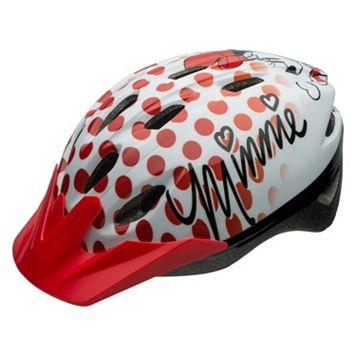 Disney's Minnie Mouse Girls Bike Helmet by Bell