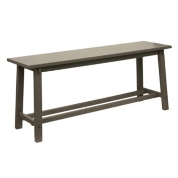 Decor Therapy Eased Edge Bench