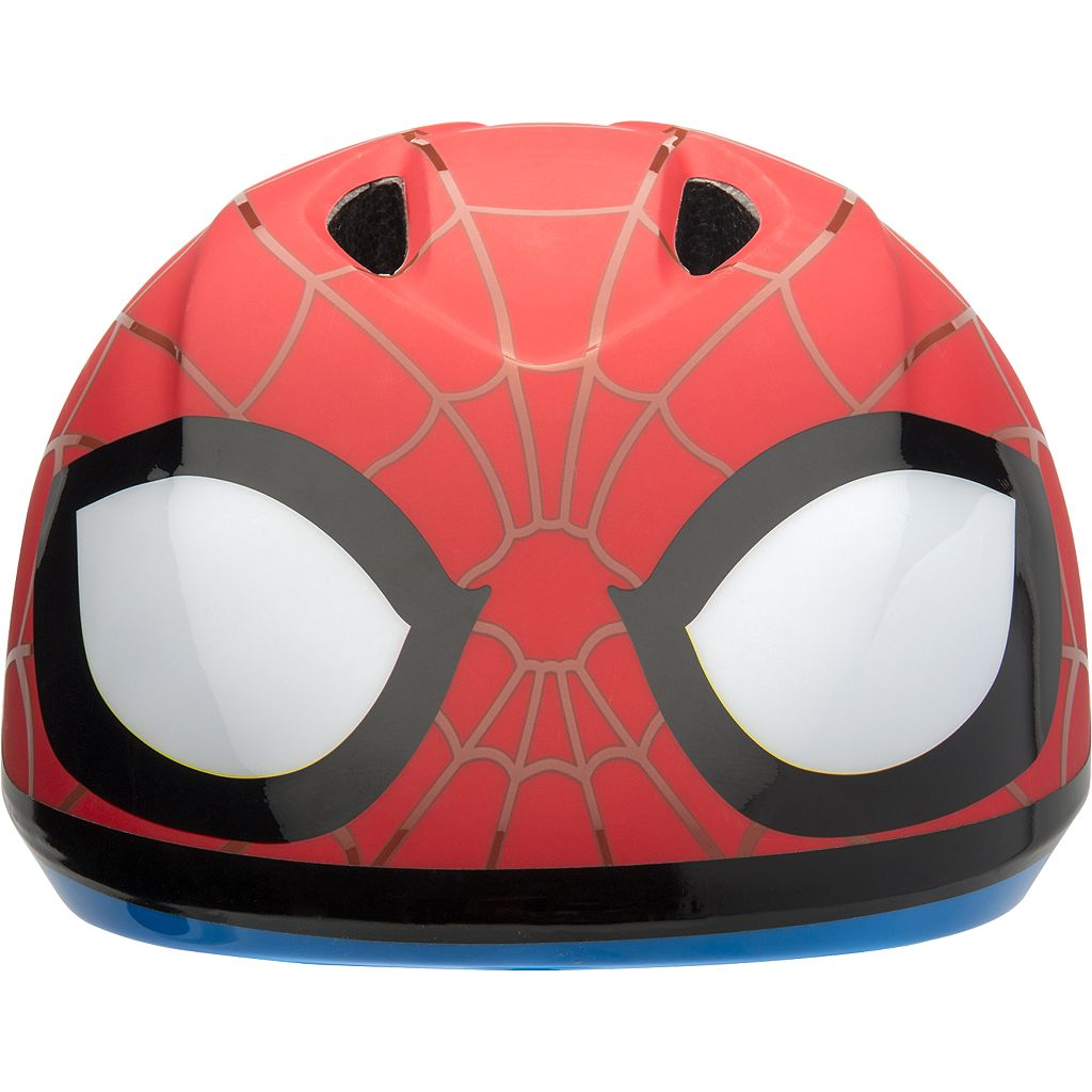 Toddler Boy Bell Marvel Spider-Man True Fit Helmet