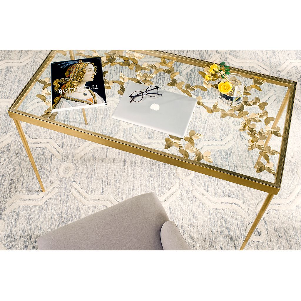 Safavieh Rosalia Butterfly Desk