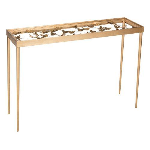 Safavieh Rosalie Butterfly Console Table
