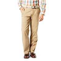 Men's Dockers D3 Classic-Fit Washed Khaki Flat-Front Pants
