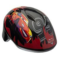 Disney / Pixar Cars Lightning McQueen Toddler Boy Bike Helmet by Bell