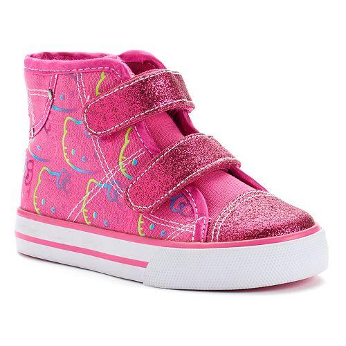 Hello Kitty®  Lil Sabrina Girls' High-Top Sneakers